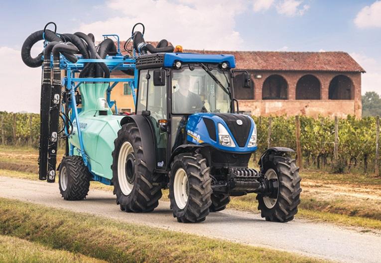Photo du Tracteurs fruitiers T4 F/N/V