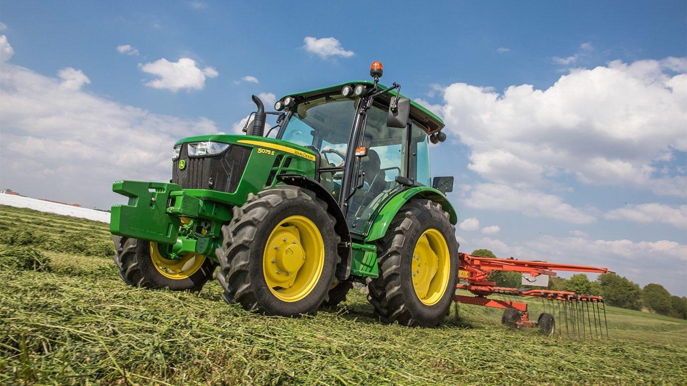 Photo du Tracteurs agricoles 5075E