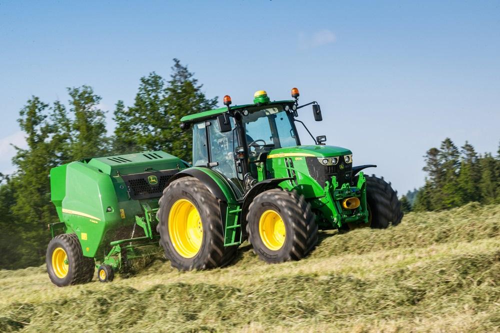 Photo du Tracteurs agricoles 6105RC