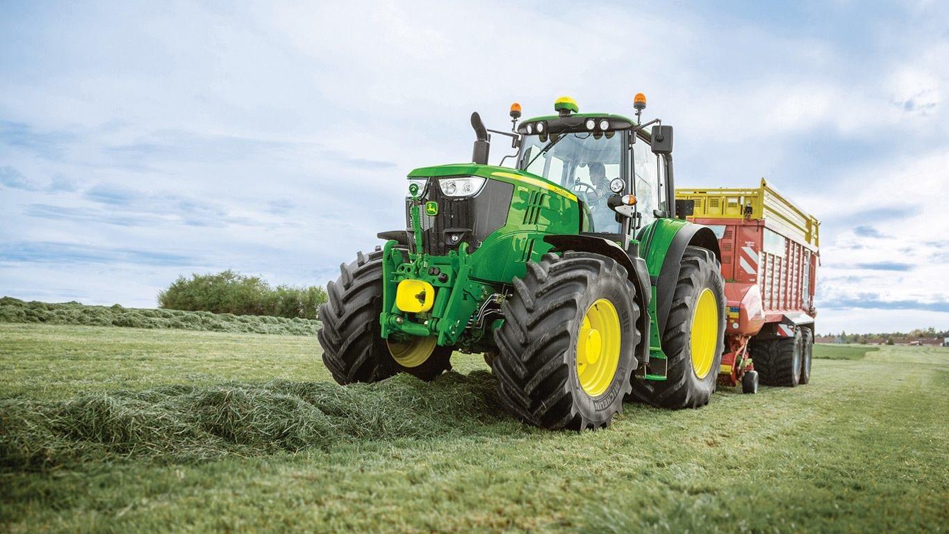 Photo du Tracteurs agricoles 6175M