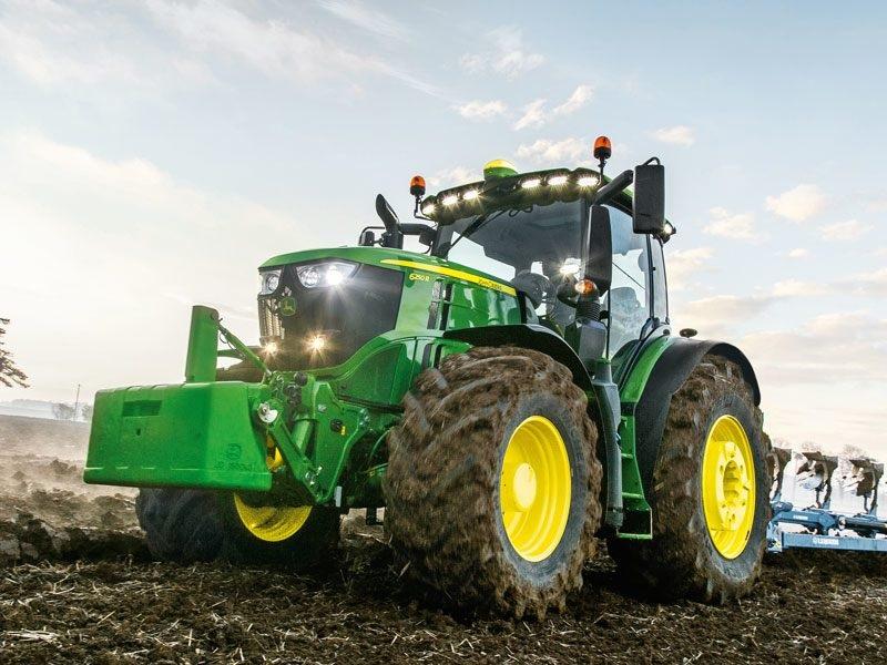Photo du Tracteurs agricoles 6250R