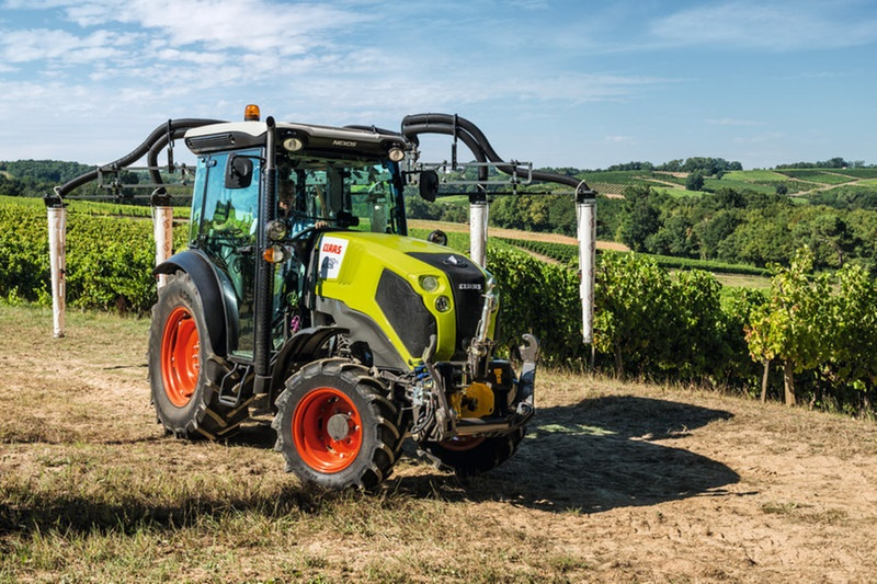 Photo du Tracteurs fruitiers Nexos 250 F / VL