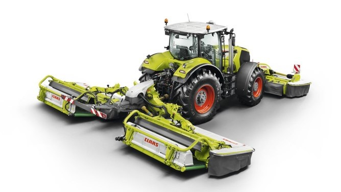 Photo du Faucheuses DISCO 9200 C AUTOSWATHER