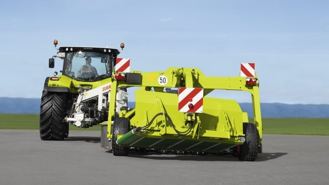 Photo du Faucheuses DISCO 3200 TC AUTOSWATHER