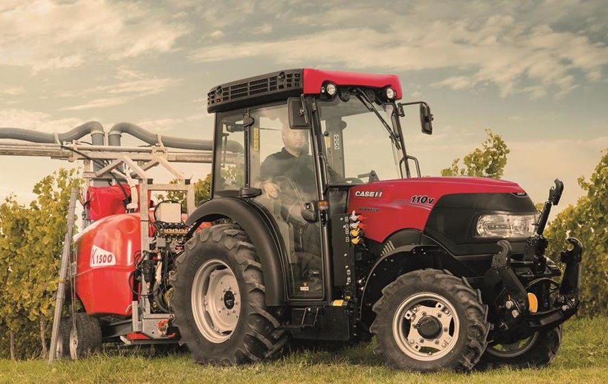 Photo du Tracteurs fruitiers Quantum 80 V - N - F - CL