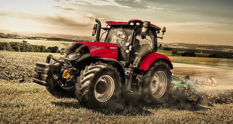 Photo du Tracteurs agricoles Maxxum 125