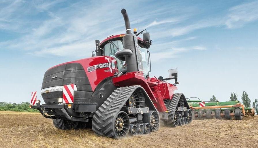 Photo du Tracteurs agricoles Steiger 500