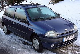 Photo du Berlines, coupés... Clio II phase 2 1.5 DCI 65 ch