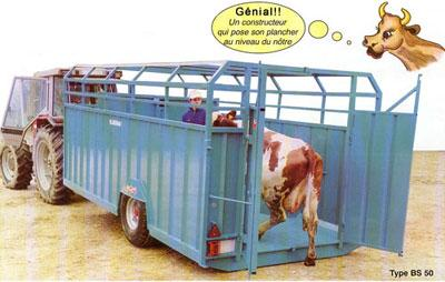 Photo du Bétaillères bétaillère