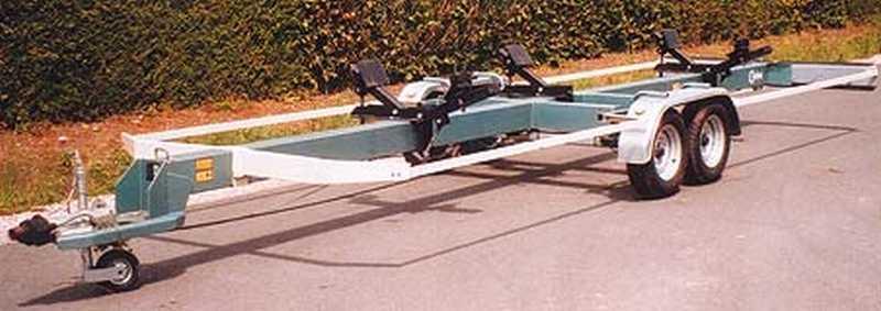 Photo du Chariots de coupe CR4x4