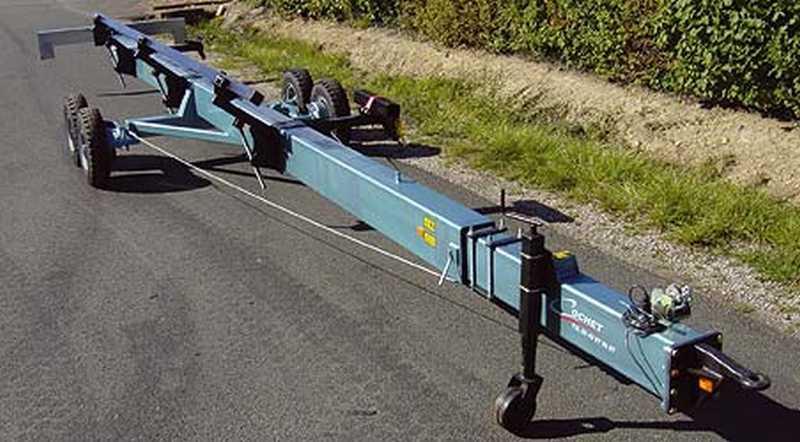 Photo du Chariots de coupe TRXH8 - TRXH 9