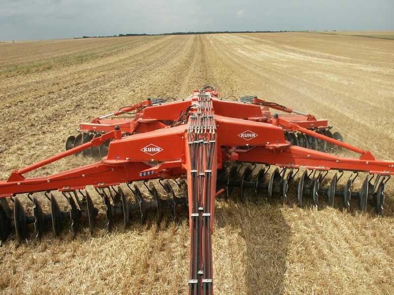 Photo du Cover-crop Discover XL