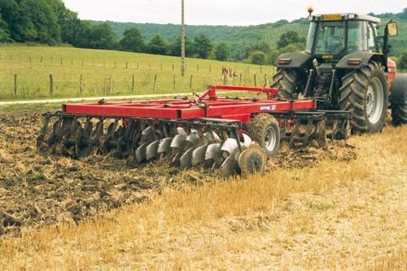 Photo du Cover-crop Multitrain