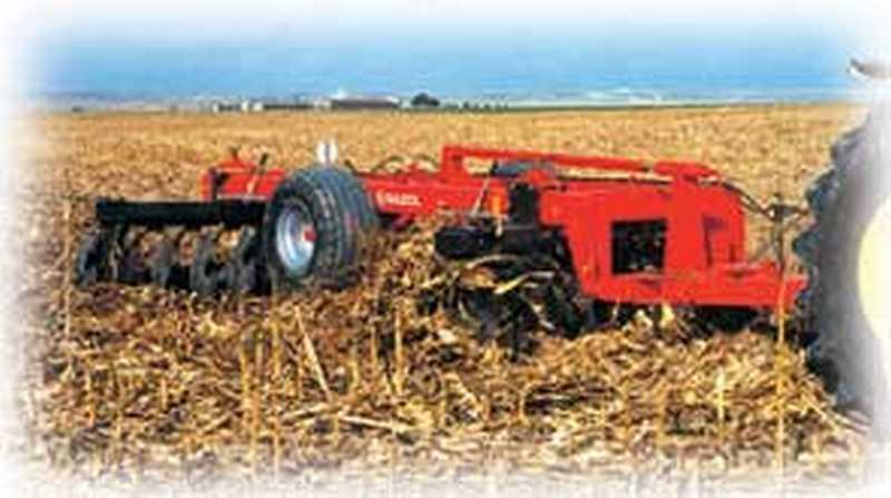 Photo du Cover-crop BIG FLEAUX 50 et 60 (V, fixe)