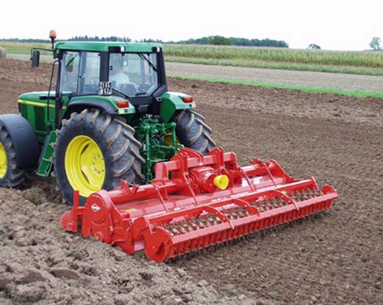 Photo du Cultivateur rotatif EL 201
