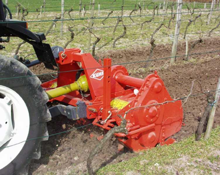 Photo du Cultivateur rotatif EL 82 (vignes)