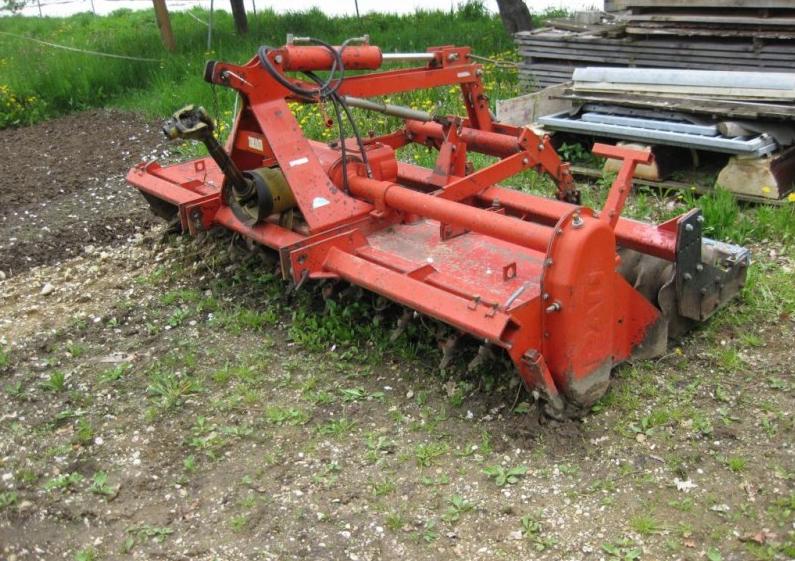 Photo du Cultivateur rotatif Rototiller