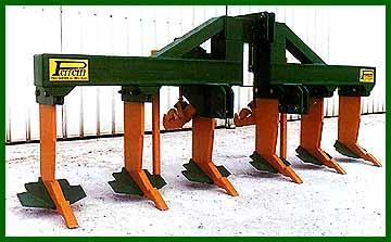 Photo du Décompacteurs/ Ameublisseurs Brizter monopoutre 4 m