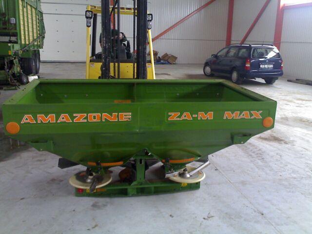 Photo du Epandeur à engrais ZA-M Max