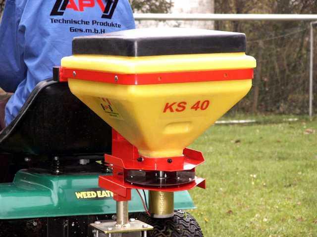 Photo du Epandeurs d'anti-limaces et petites graines KS 40