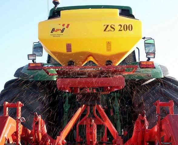 Photo du Epandeurs d'anti-limaces et petites graines ZS 200