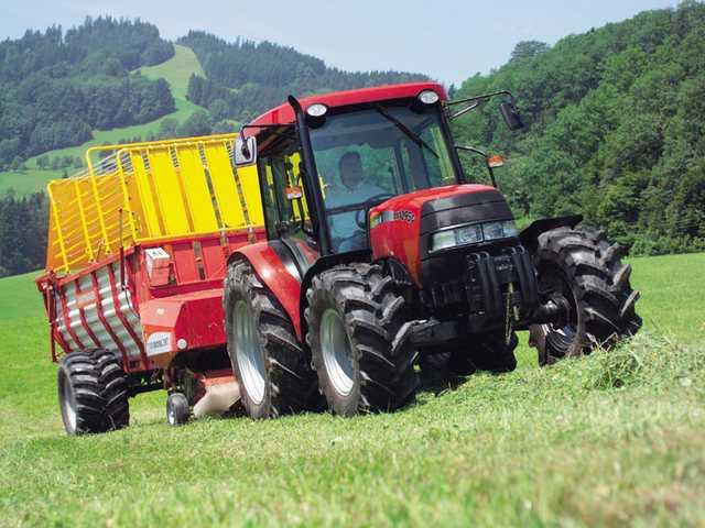Photo du Tracteurs agricoles JX 1075 C
