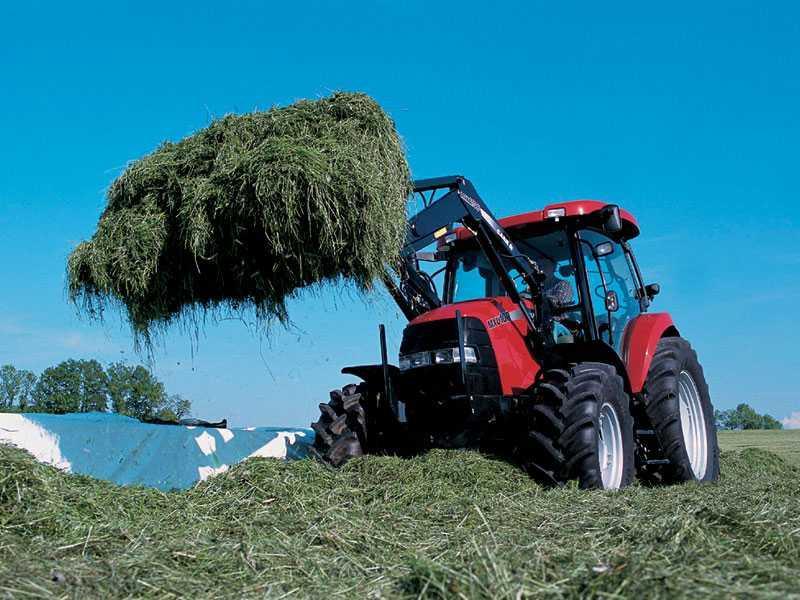 Photo du Tracteurs agricoles MXU 100