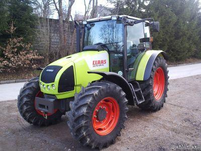 Photo du Tracteurs agricoles Celtis 436 RX