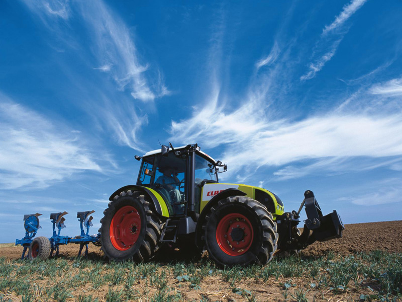Photo du Tracteurs agricoles Celtis 456 RX