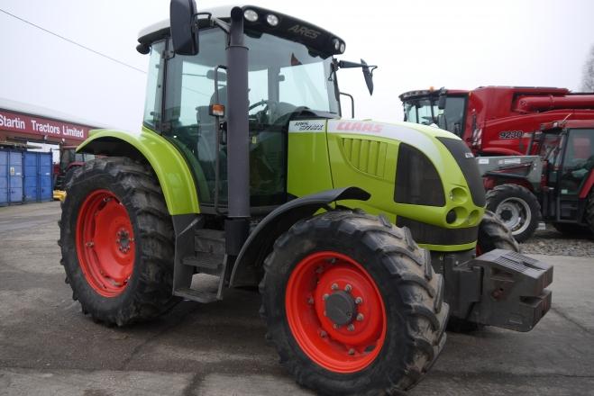 Photo du Tracteurs agricoles Ares 577