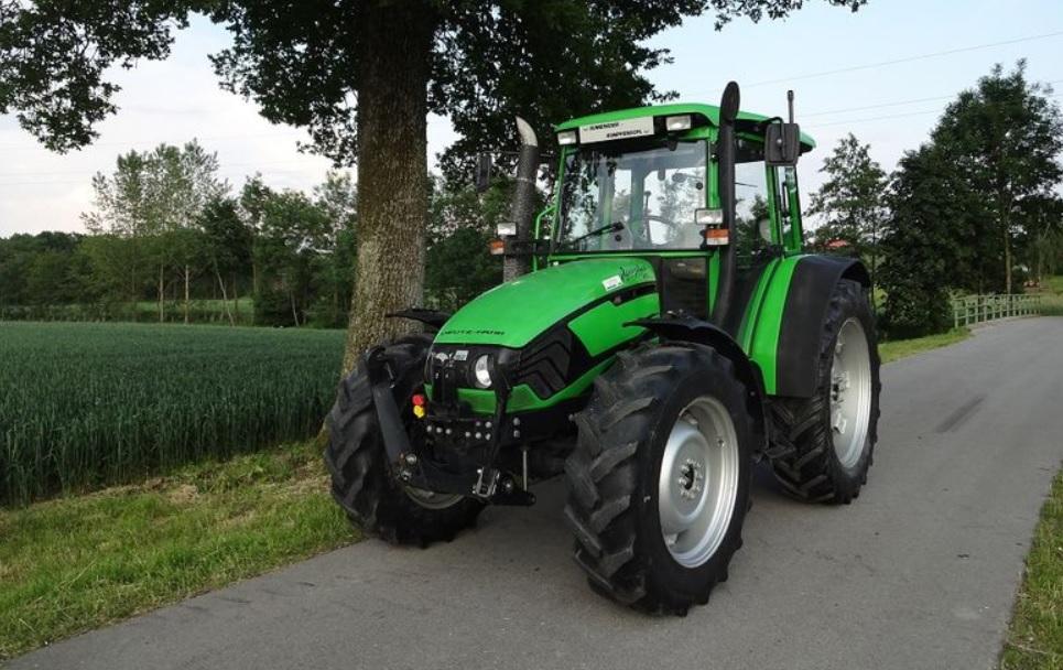 Photo du Tracteurs agricoles Agroplus 85