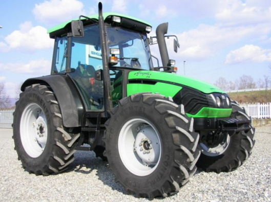 Photo du Tracteurs agricoles Agroplus 95
