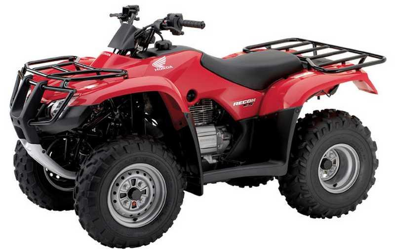 Photo du Quads Fourtrax 250 ES