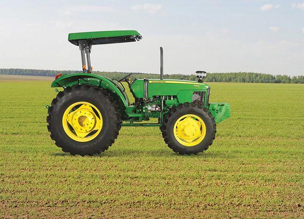 Photo du Tracteurs agricoles 5415