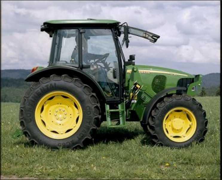 Photo du Tracteurs agricoles 5720