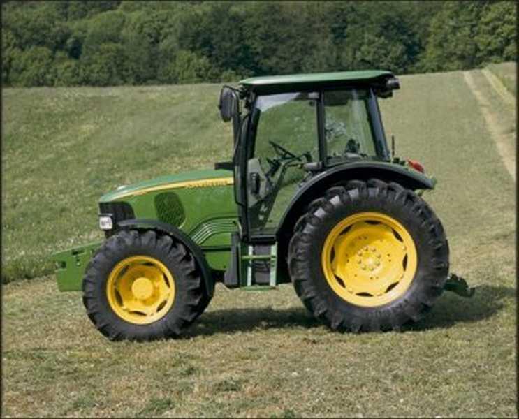 Photo du Tracteurs agricoles 5820