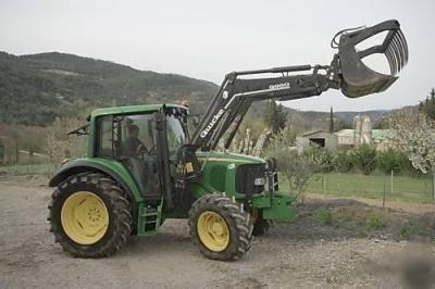 Photo du Tracteurs agricoles 6120 SE
