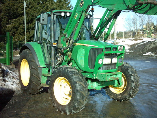 Photo du Tracteurs agricoles 6120 Premium
