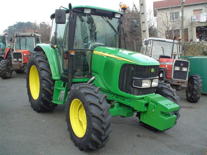 Photo du Tracteurs agricoles 6220 SE