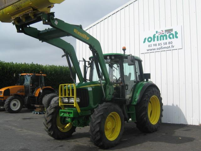 Photo du Tracteurs agricoles 6220 Premium
