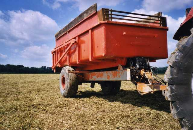 Photo du Remorques agricoles de 6 à 16 tonnes