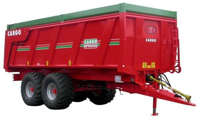 Photo du Remorques agricoles Cargo XP