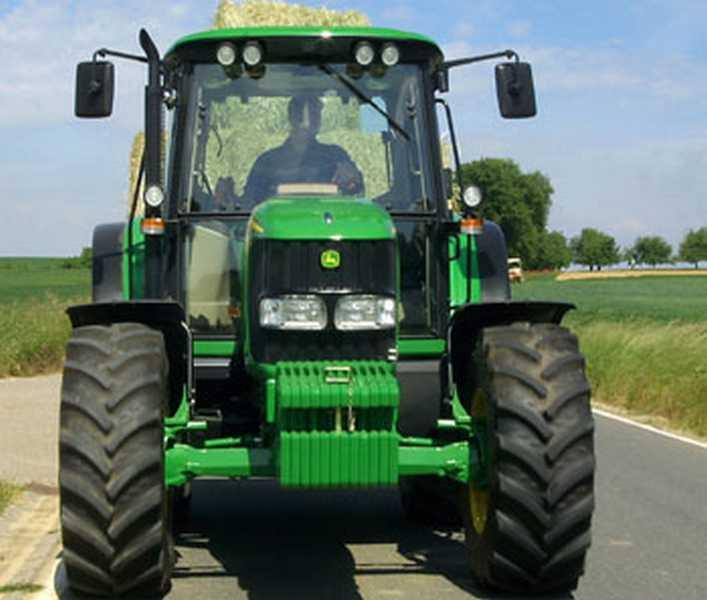 Photo du Tracteurs agricoles 6320 Premium