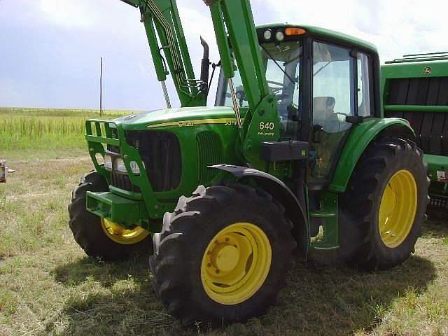 Photo du Tracteurs agricoles 6420 SE