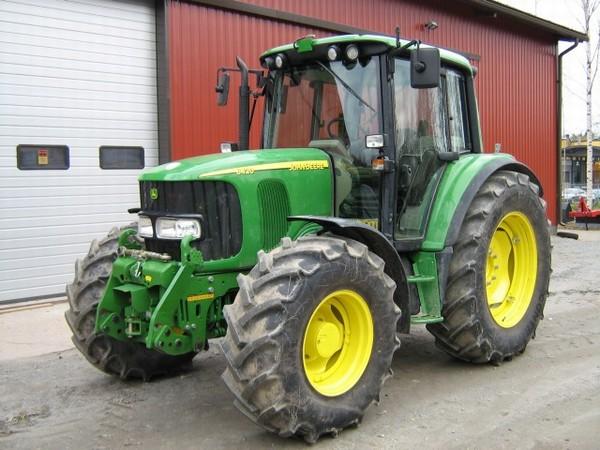Photo du Tracteurs agricoles 6420 Premium