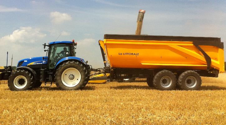 Photo du Remorques agricoles 12 L