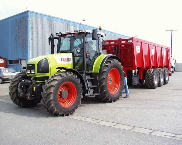 Photo du Remorques agricoles DS 162
