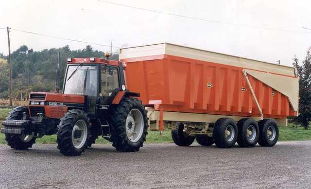 Photo du Remorques agricoles GV 240 BB