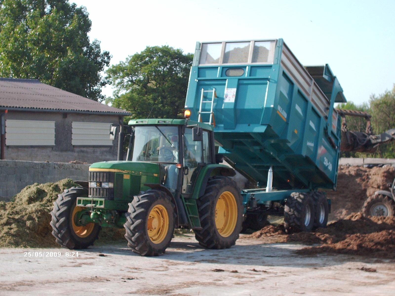 Photo du Remorques agricoles Turboclassic