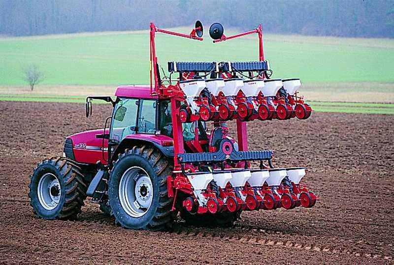 Photo du Semoirs monograines Planter 2 repliable 300